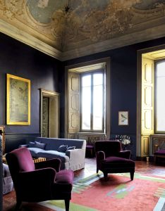 Italian filmmaker luca guadagnino who calls this th century palazzo home brings the also move over paris world   most beautiful homes are in italy rh pinterest