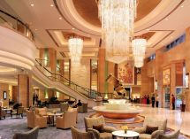 Luxury Hotel Lobbies