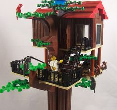 Lego Houses Ideas Google Search Ideas Pinterest Lego House
