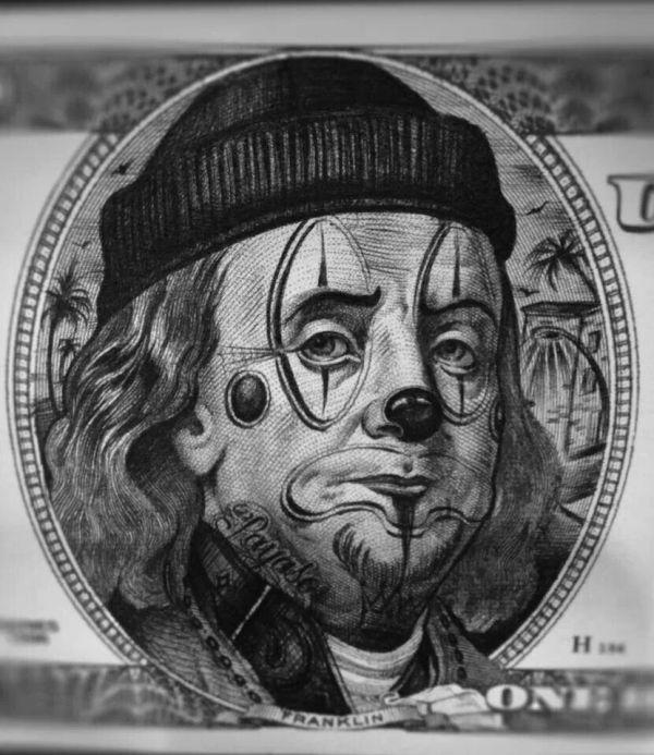 Chicano Tattoo Art Drawings