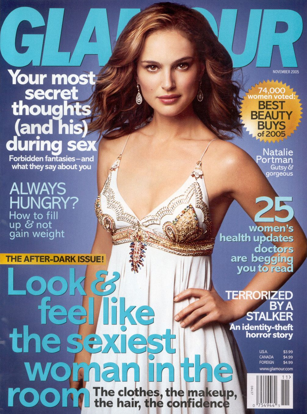 natalie portman glamour pictures photos and images | natalie
