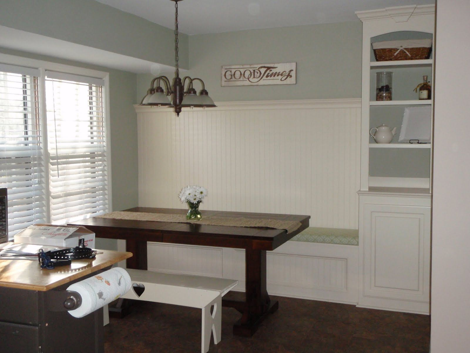 kitchen banquette ideas retro sets this remodel with a built in is the