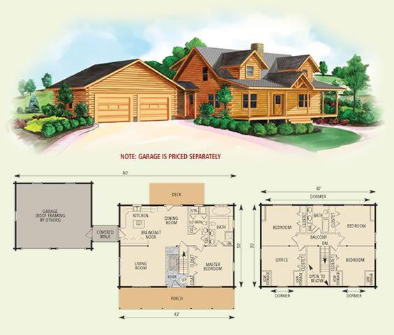 3 bedroom 2 bath log cabin floor plans for 2 bedroom 2 bath log cabin floor plans
