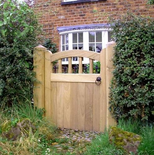 Garden Gate Idea Garden Ideas Pinterest Gardens Posts And