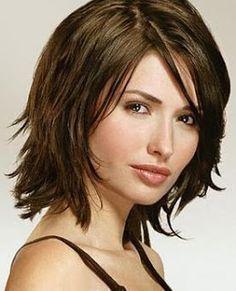 Frisuren Halblang Neueste Frisurentrends In 2015 HAIR