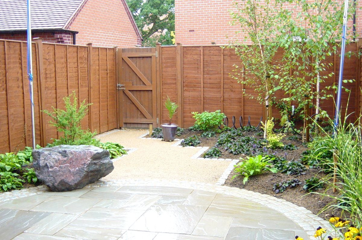 Small Paved Garden Design Ideas The Garden Inspirations GARDEN