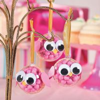 Owl Baby Shower Favors Idea | What a hoot! This cute DIY ...