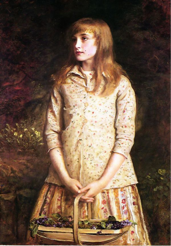 John Everett Millais Paintings