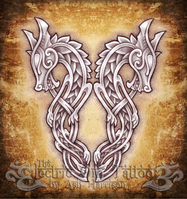 Chest Tattoo Ideas & Inspiration Celtic