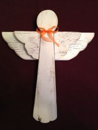 Rustic Wooden Angel | For the Home | Pinterest | Angel ...