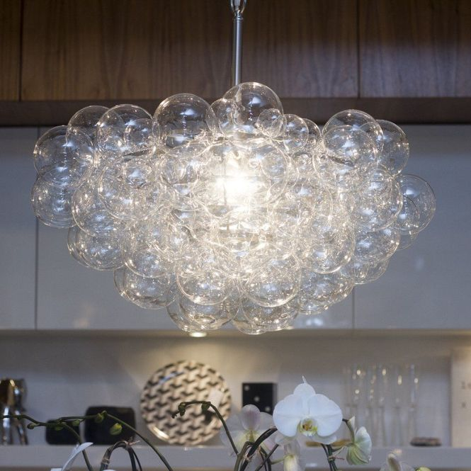 Good Bubbles Chandelier New 72 With Additional Home Decor Ideas