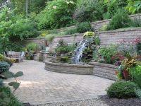 Suncrest Walled Garden Patio Image | Home & Garden ...