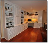 Office Built in Desk Designs | Built In Cabinets 1089x979 ...