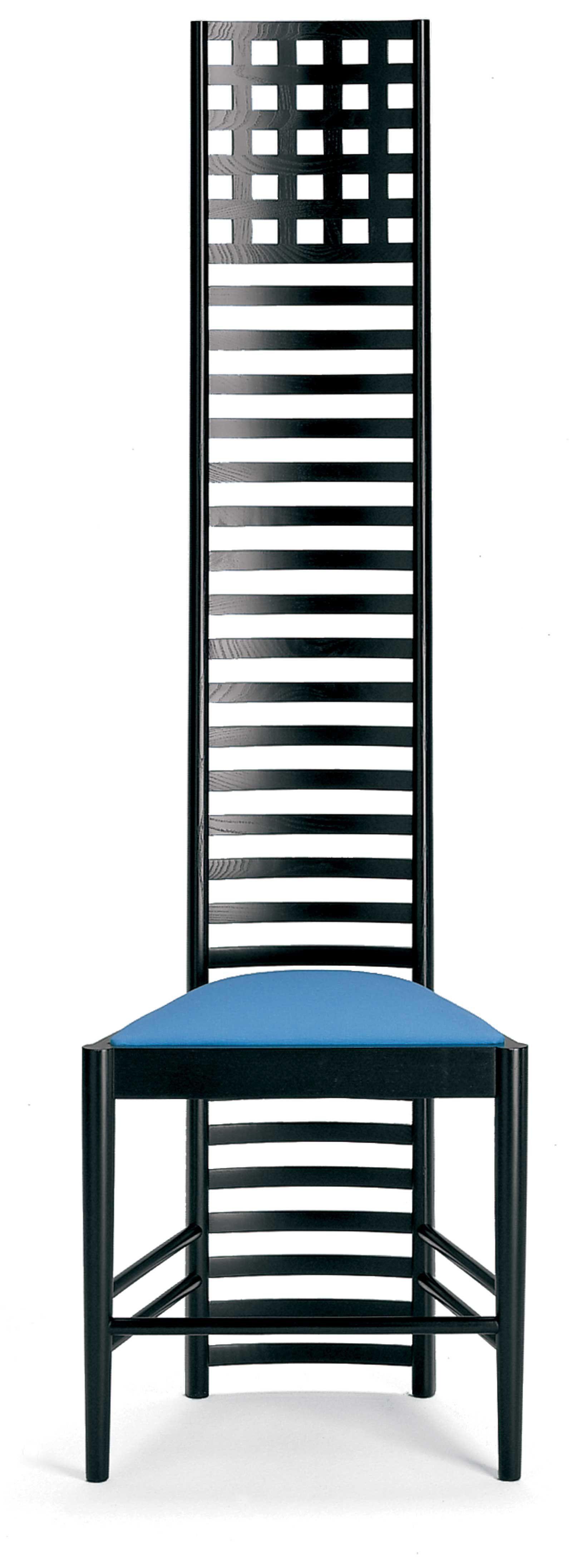 charles rennie mackintosh willow chair sofa bed tesco las 10 sillas de diseño moderno más famosas