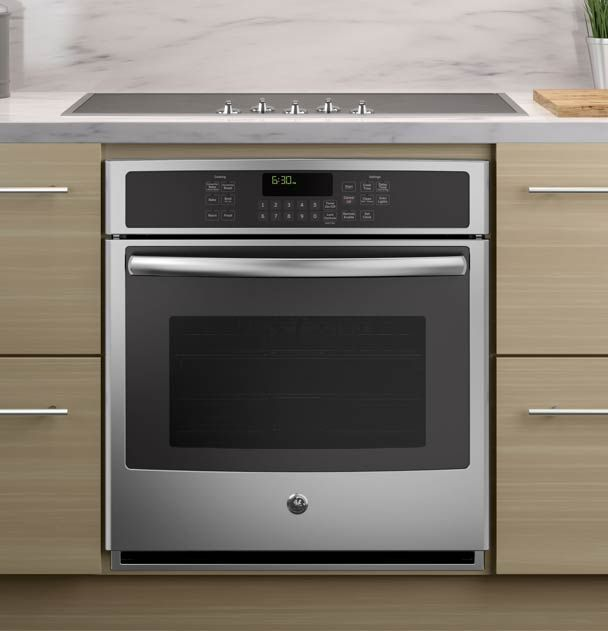 Electric Double Oven Stove Combo