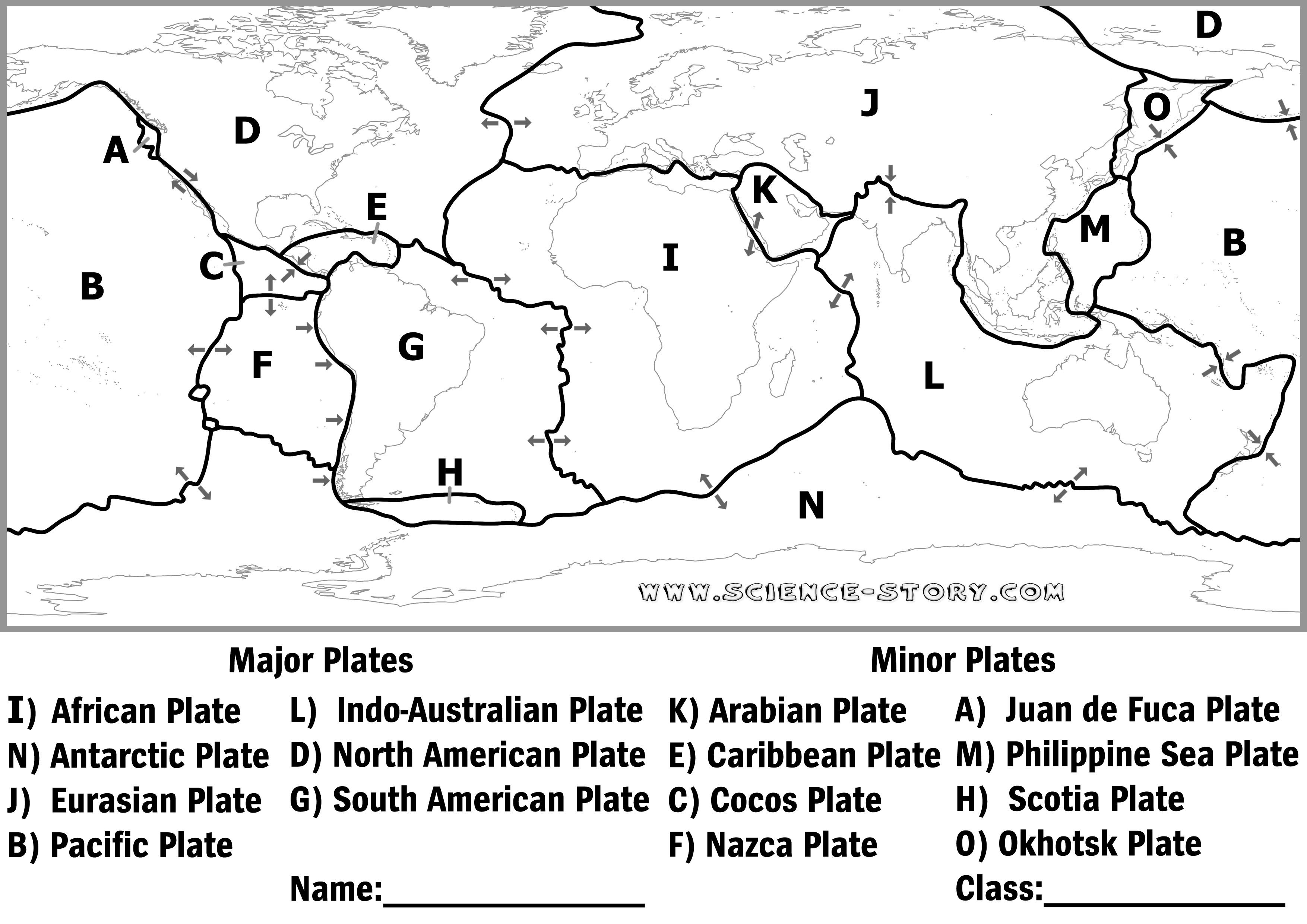 earthquake diagram with labels steps of photosynthesis plate tectonics black and white google search