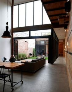 House also concrete floor for the home pinterest rh