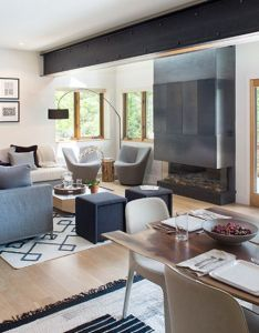 Mountain loft custom home magazine rowland broughton architecture urban design interior also rh pinterest
