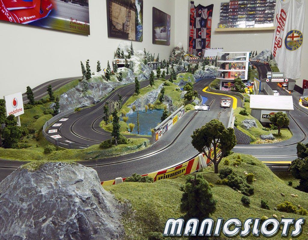 Carrera Race Track Plans