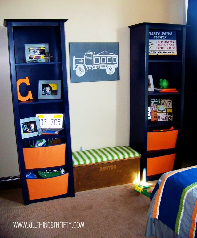 Little boy s room bedroom decor