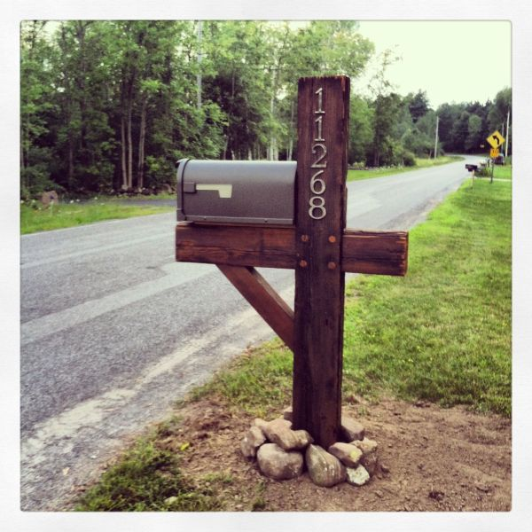 rural mailbox ideas