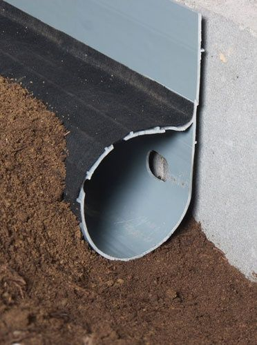 French Drains To Fix Your Foundation Problems Httpwww