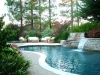 landscaped pool pictures | Landscape design ideas for ...