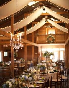 Indoor reception ideas also simple chandelier barn and chandeliers rh pinterest