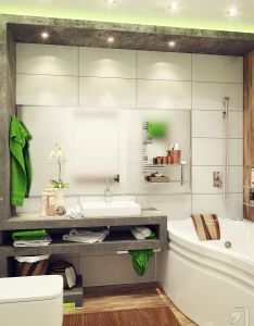 Source home designing also decoracao pinterest small bathroom rh