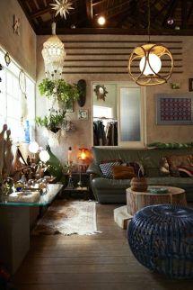 Bohemian Chic Living Room Decor