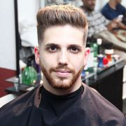simple classic hairstyles male