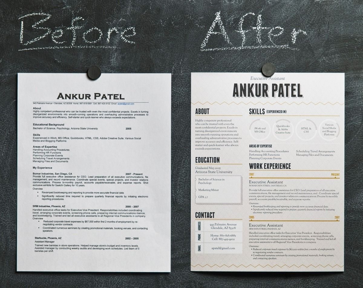 Can Beautiful Design Make Your Resume Stand Out? Career Job