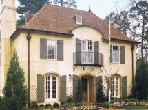 French Provincial Architectural Styles Country