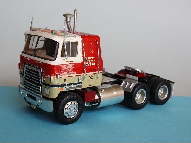 Big International Pick Truck