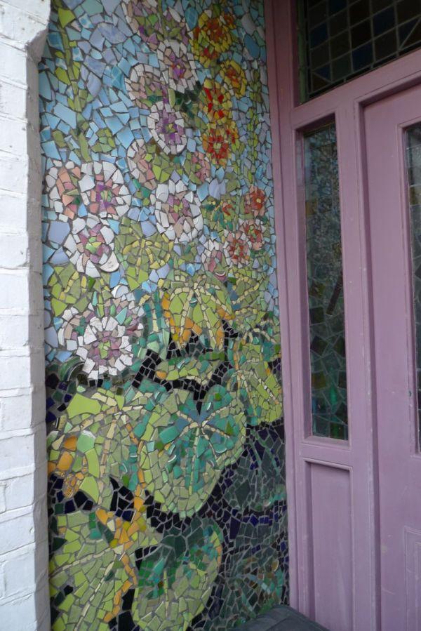 Mosaic Tile Wall Art