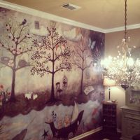 Enchanted Forest Bedroom Ideas