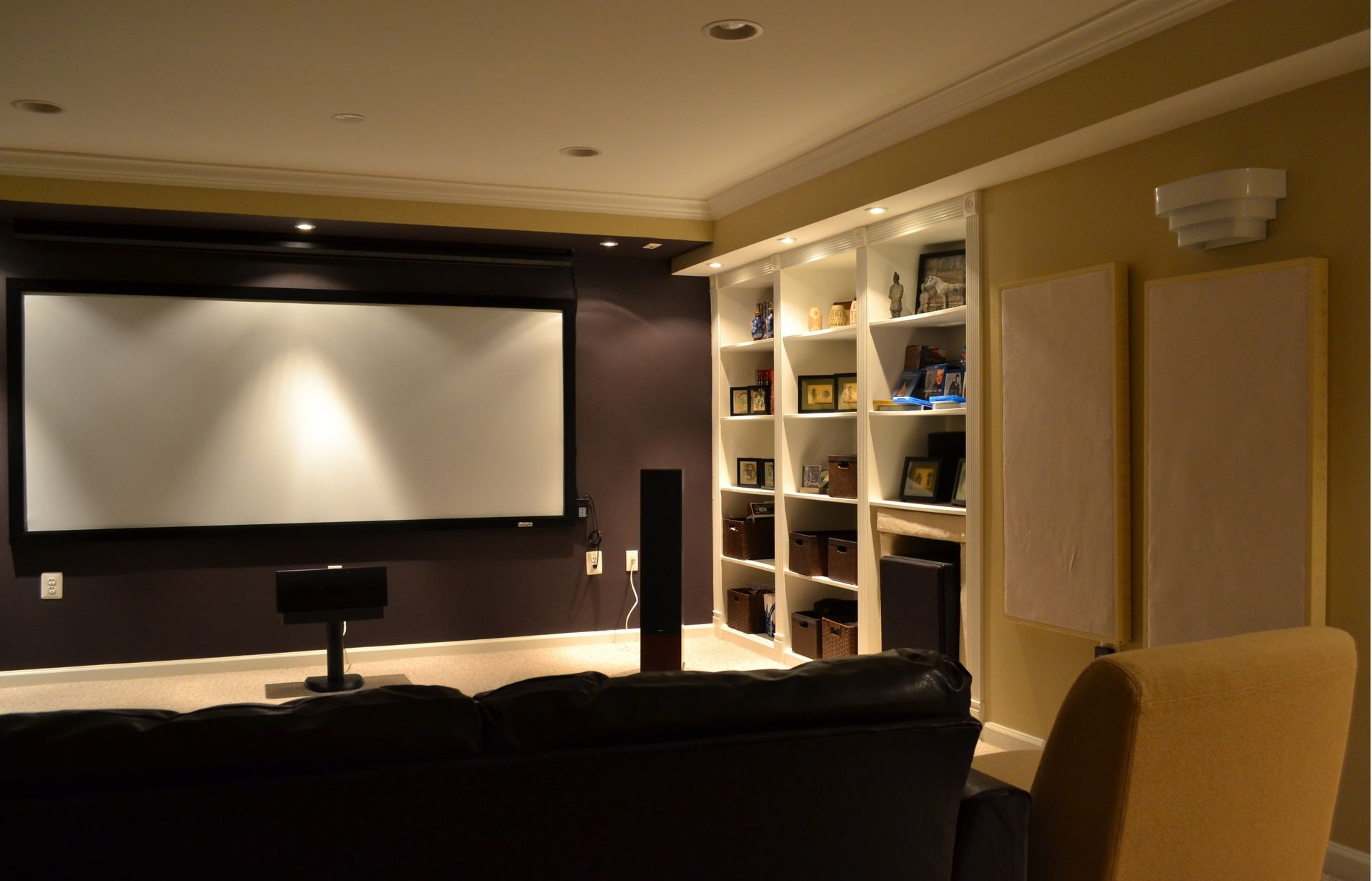 Jjmbxkb's Home Theater Gallery