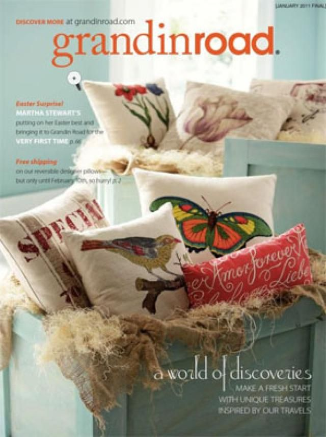 34 Home Decor Catalogs You Can Get For Free By Mail Grandin Road