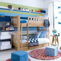 toddler boys bedrooms with bunk beds | Fascinating Toddler ...