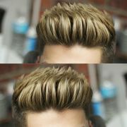 male hair colors coloring