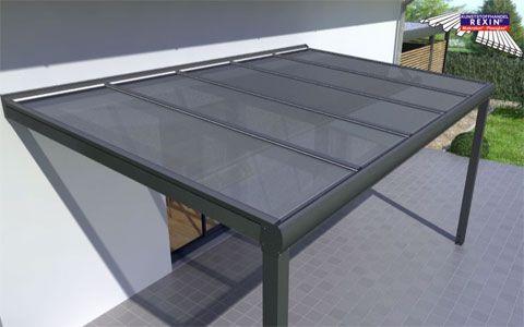 REXOpremium Alu Terrassenüberdachung Jetzt Auch Vorbereitet Für