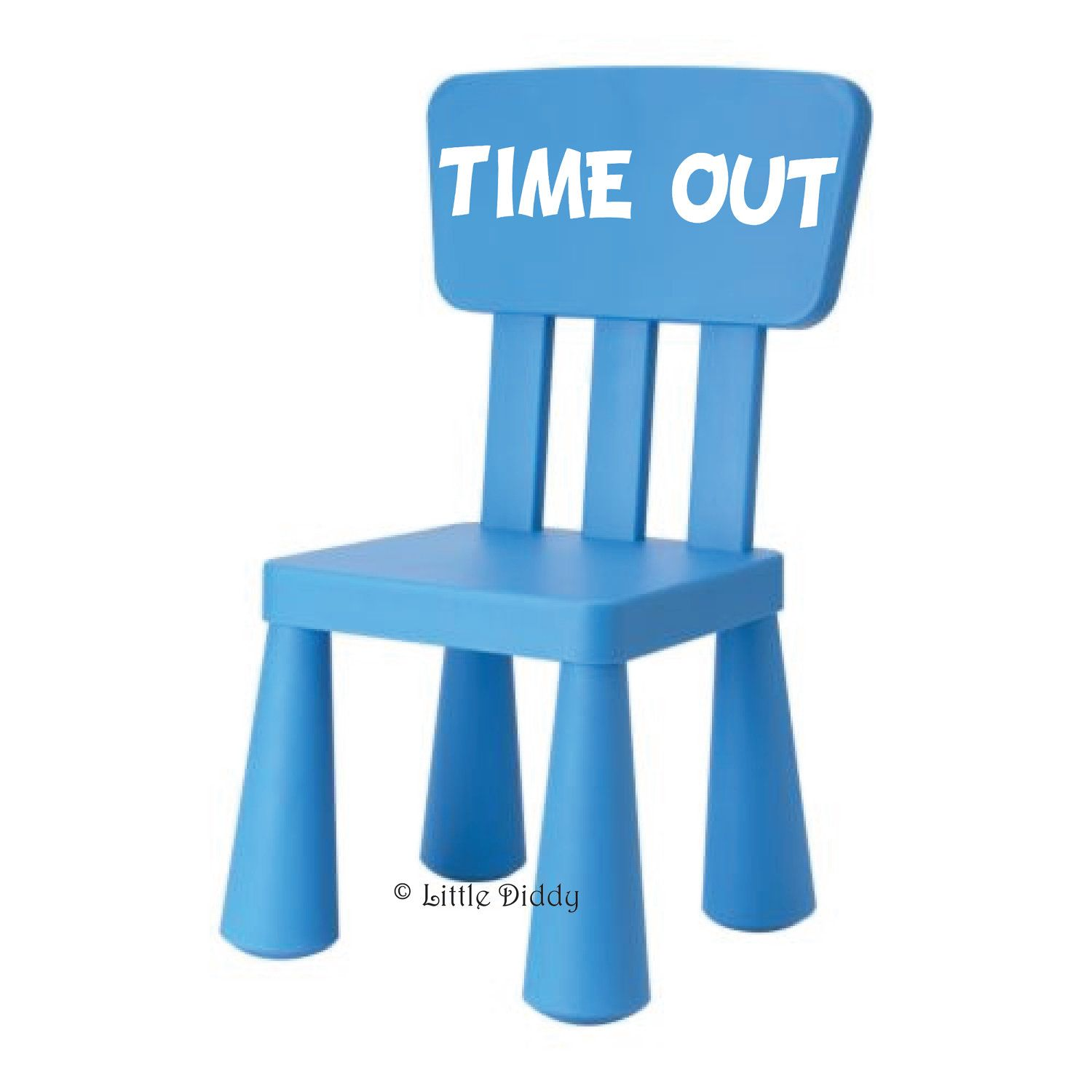 kids time out chair poang cover pattern vinyl decal perfect for a corner