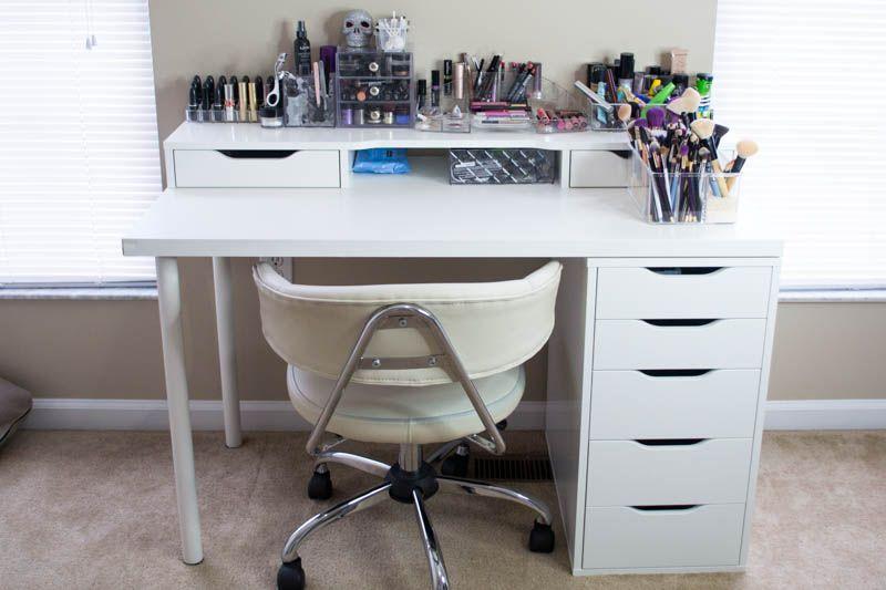 Add Drawer Under Desk