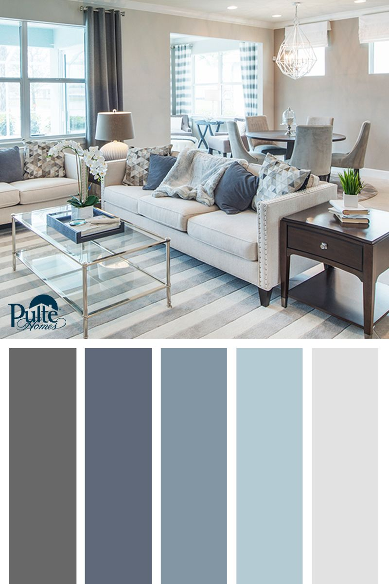 living room color schemes with navy blue storage summer colors and decor inspired by coastal living. create ...
