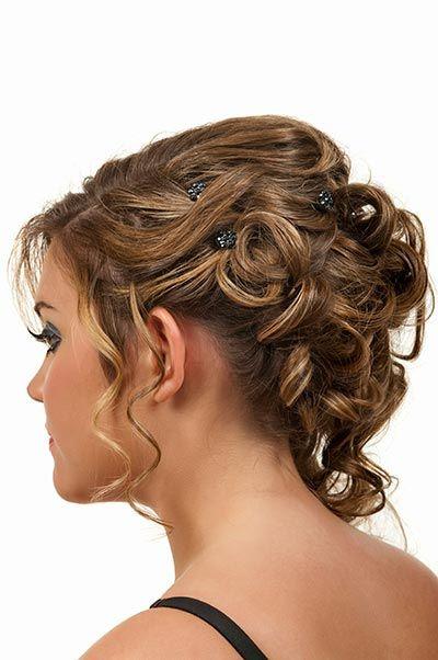 Hochsteckfrisuren Für Lange Und Mittellange Haare Charmant Und