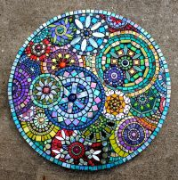 Mosaic by Plum Art Mosaics 2014 (Sharon Plummer) | Mosaics ...