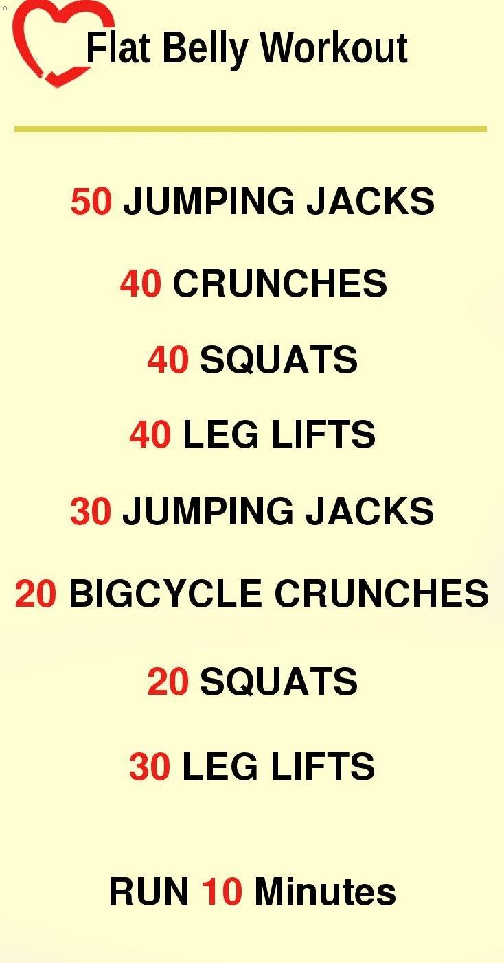 Exercises To Lose Belly Fat In 1 Week At Home | Howsto.Co