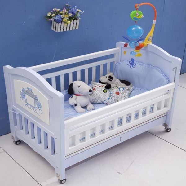 Cribs . Baby Dream Crib- ' In Charge