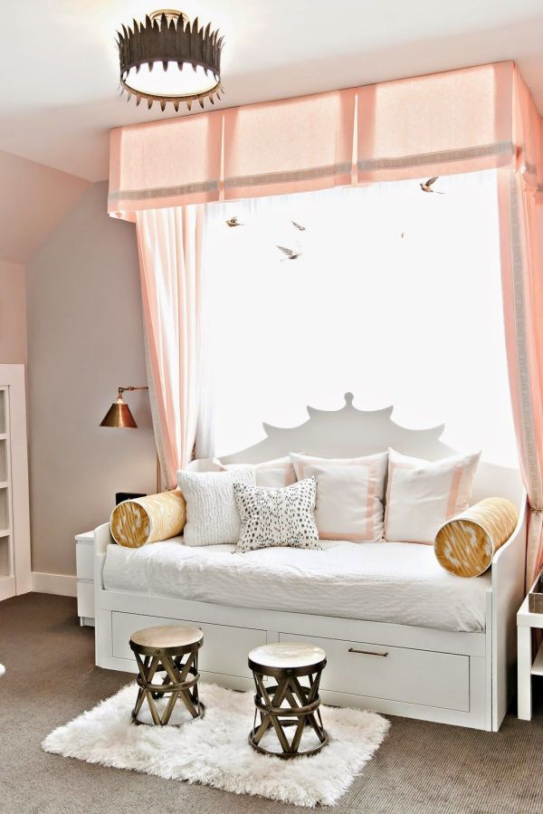 Teen Girl Bedroom Ideas with Day Beds