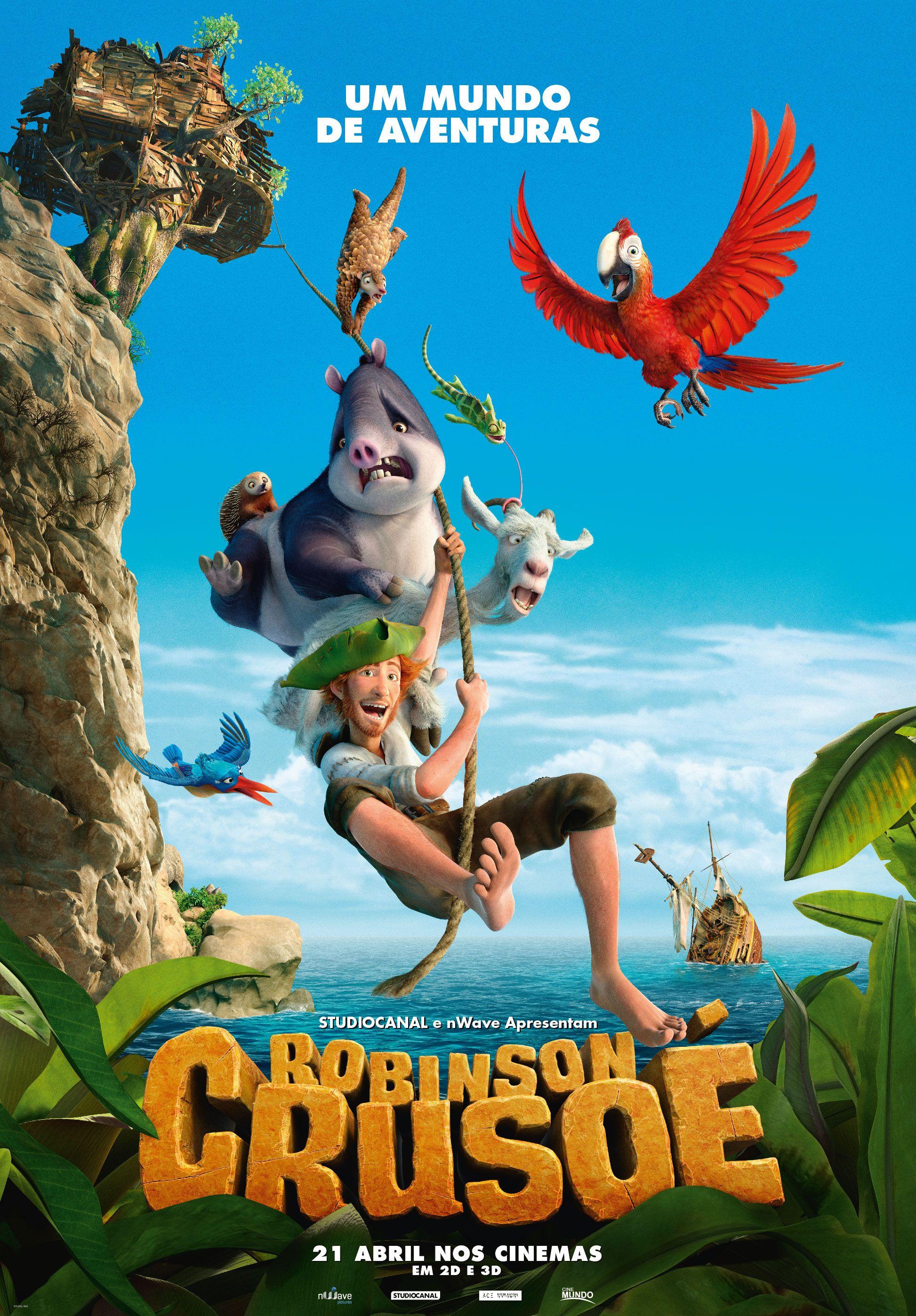 Robinson Crusoe Pt Pt